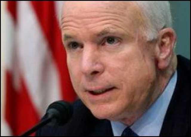 John McCain - US President